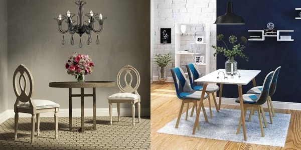 Vyberte si styl: Klasický nebo Moderní