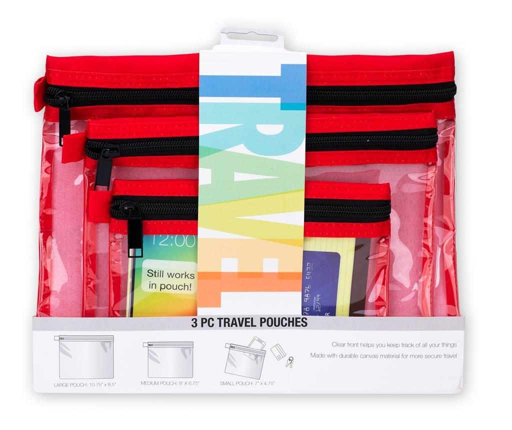 Set 3 organizatoare pentru bagaj
