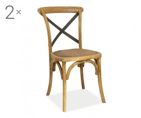 Set 2 scaune Lars