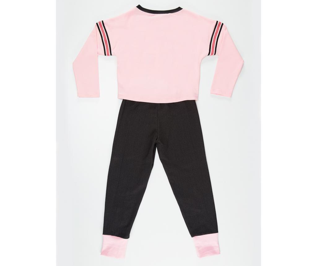 Set dječja bluza i hlače Rock Panda 8 god.
