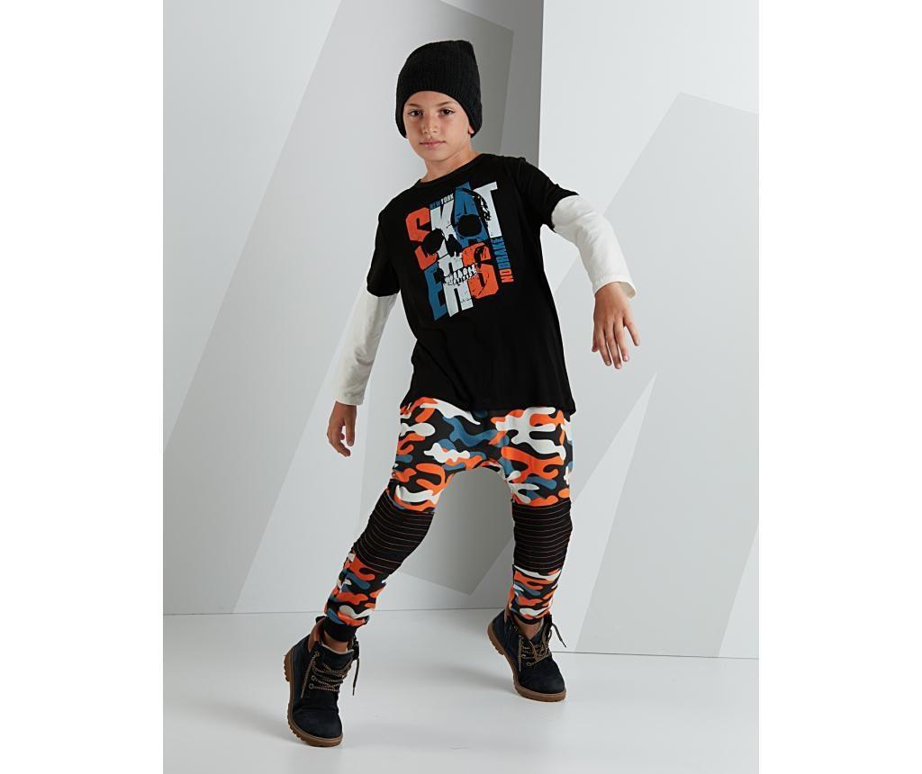 Set dječja bluza i hlače Skater Camouflage 10 god.