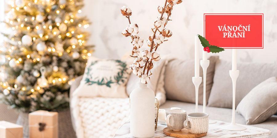 Vánoční Přání: Klasický dekor