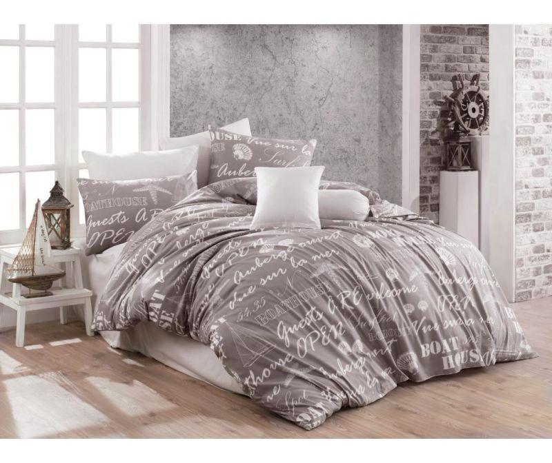 Set prošivena posteljina King Ranforce Boat House V4