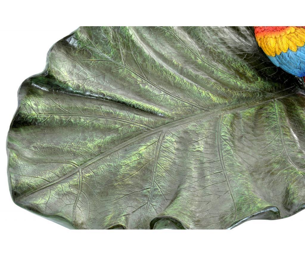 Dekorativni servirni krožnik Parrot