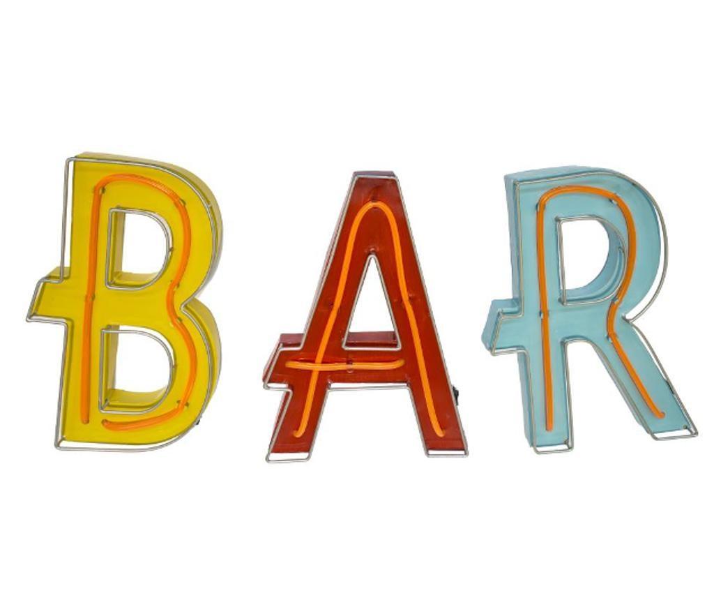 Bar Fénydekoráció