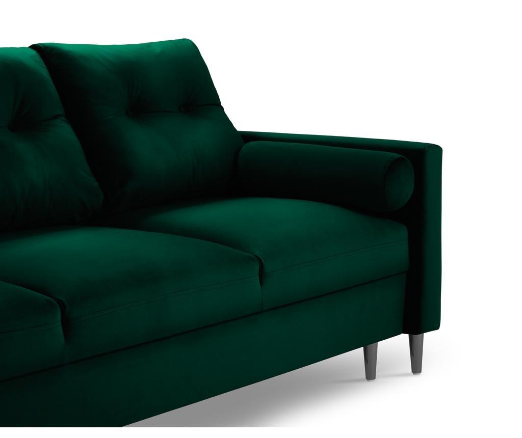 Sofa trosjed na razvlačenje Nairobi Green