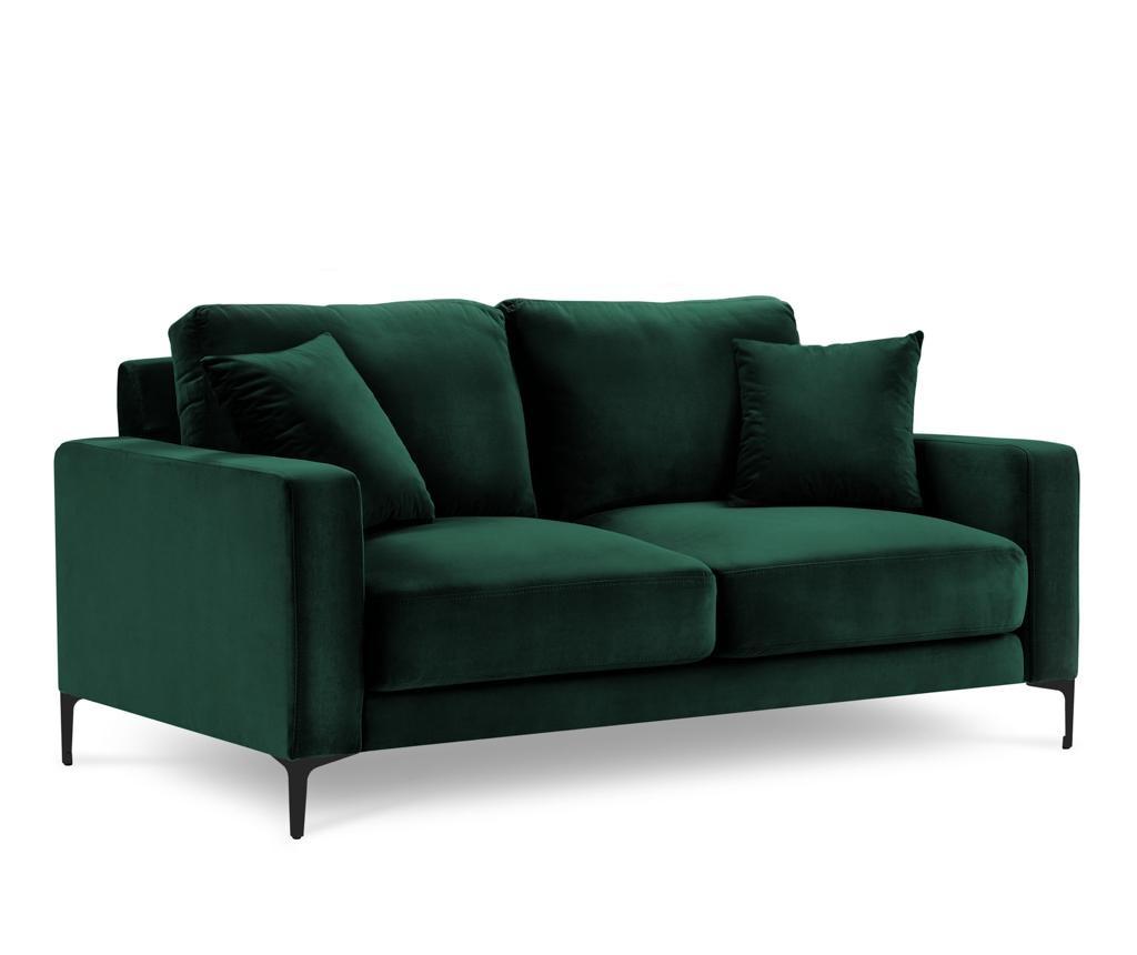 Canapea 2 locuri Harmony Green