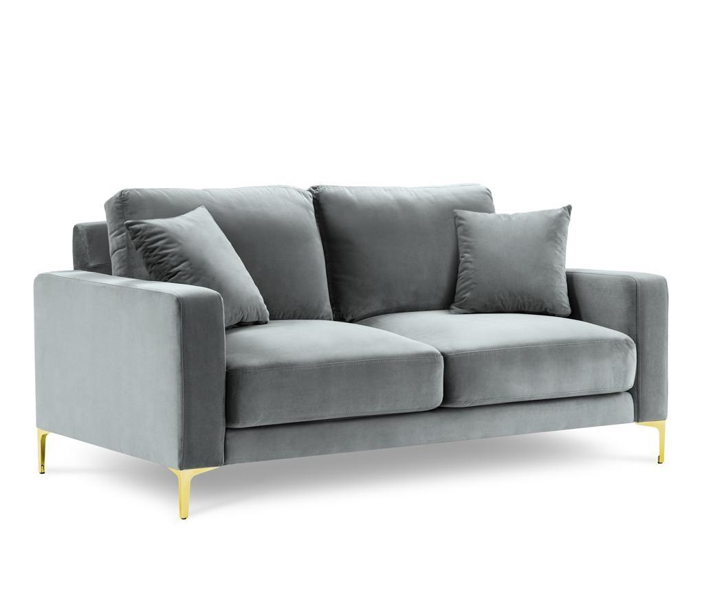 Sofa dvosjed Poeme Light Grey