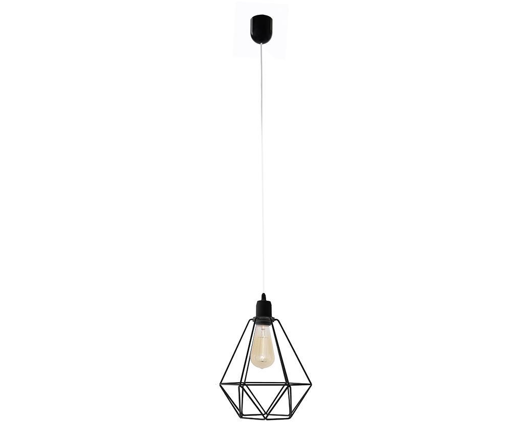 Viseća svjetiljka Karo Black S