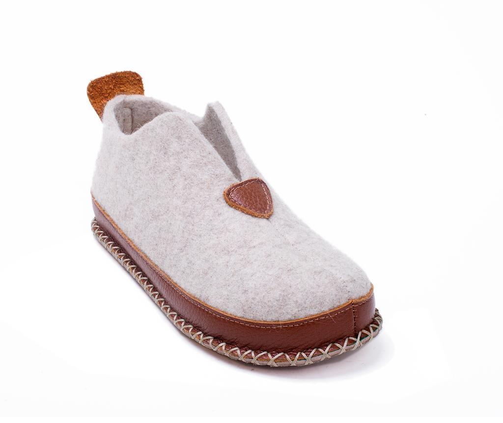 Ženske kućne papuče Ivy Cream 41