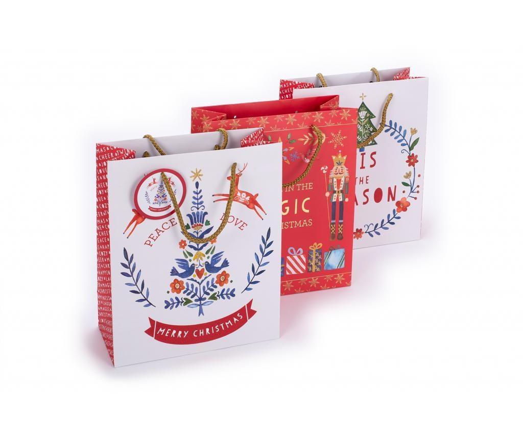 Poklon vrećica Festive Folk