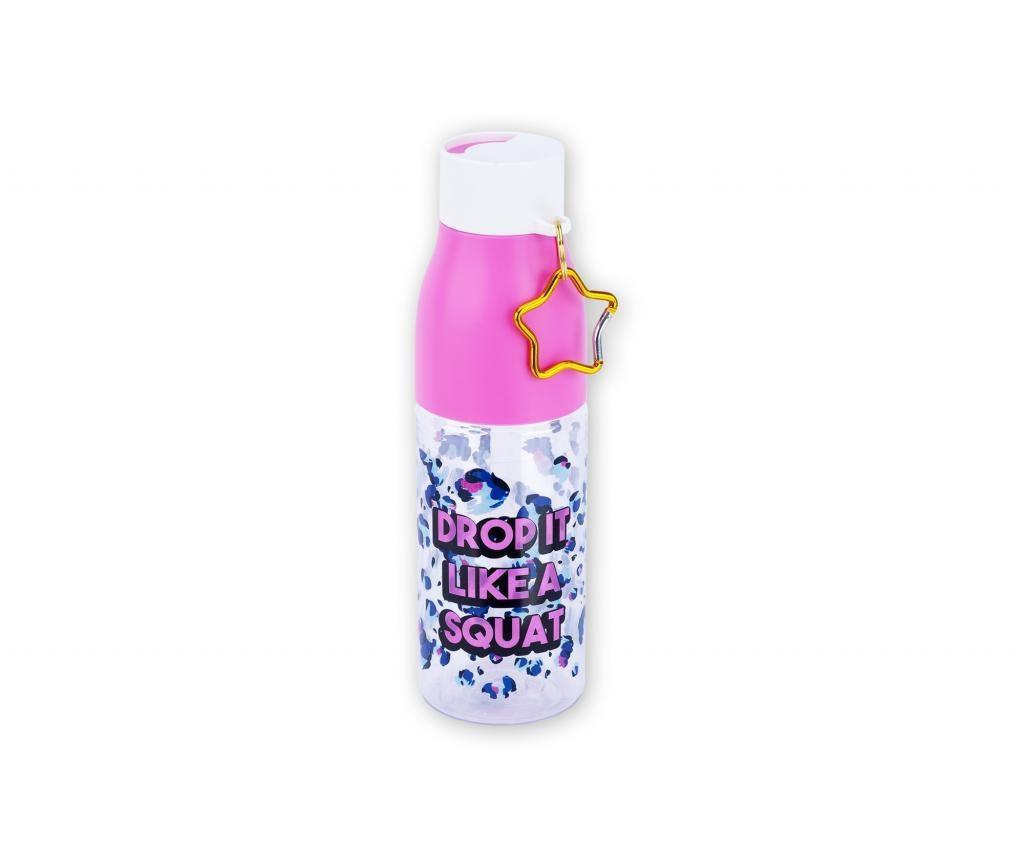 Key Item Műanyag palack