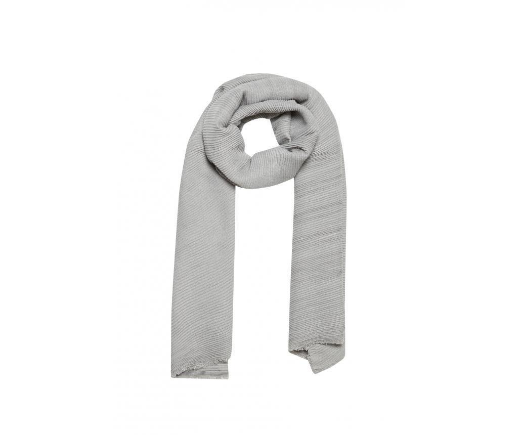 Dámska šatka Melly Grey 65x200 cm