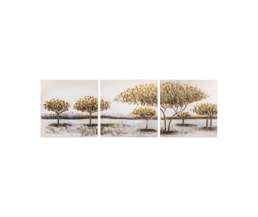 Set 3 slik Sabana 50x50 cm