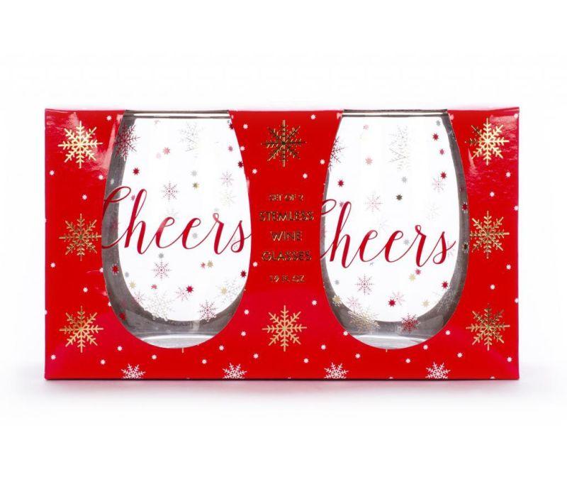 Set 2 čaša za vino