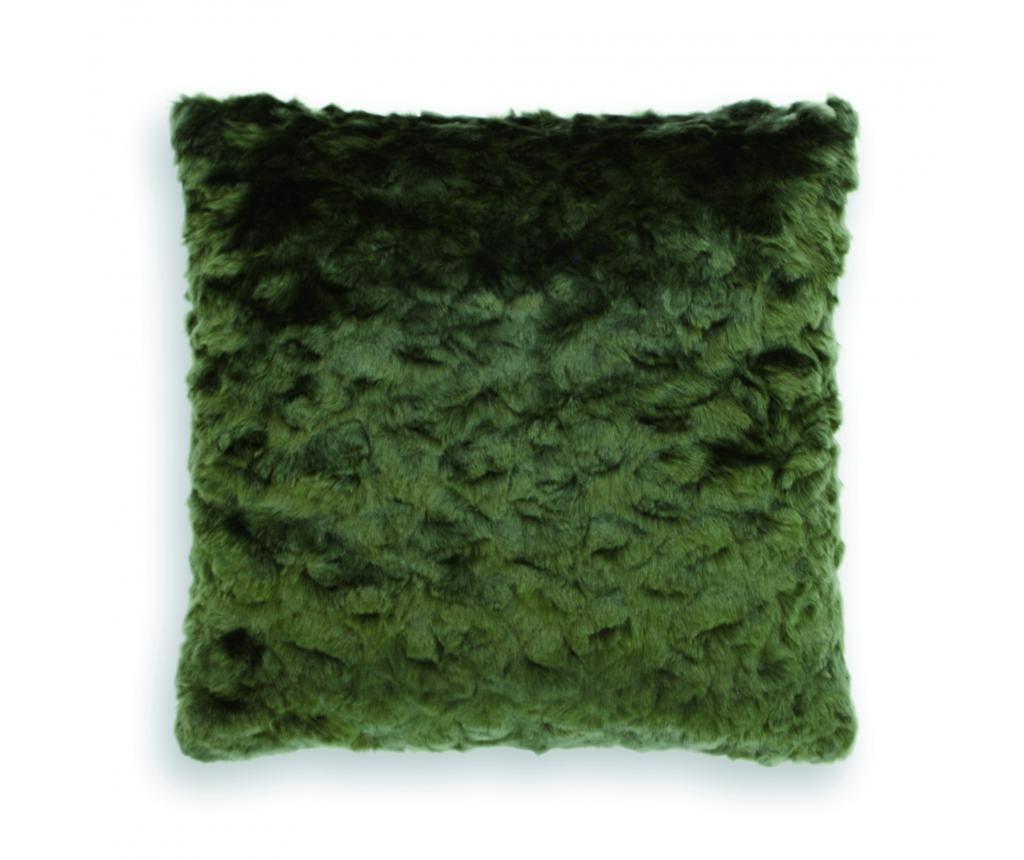 Jastučnica Sheba Dark Green 45x45 cm