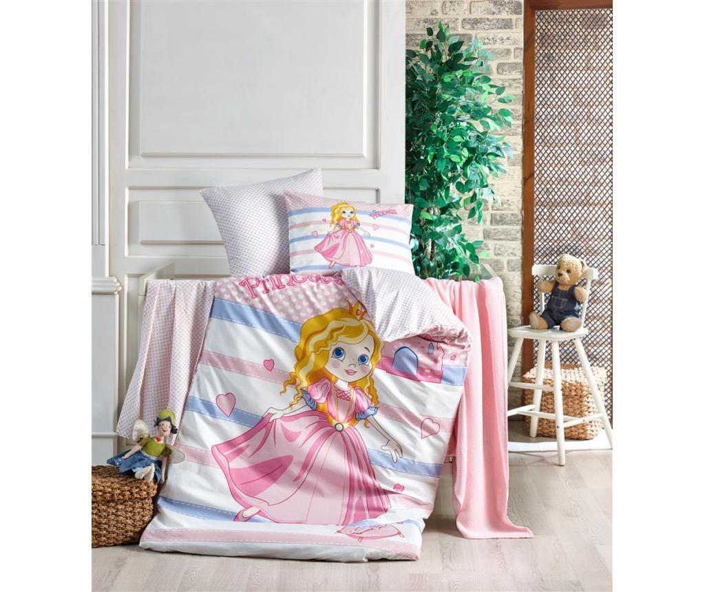 Posteljina za krevetić Princess
