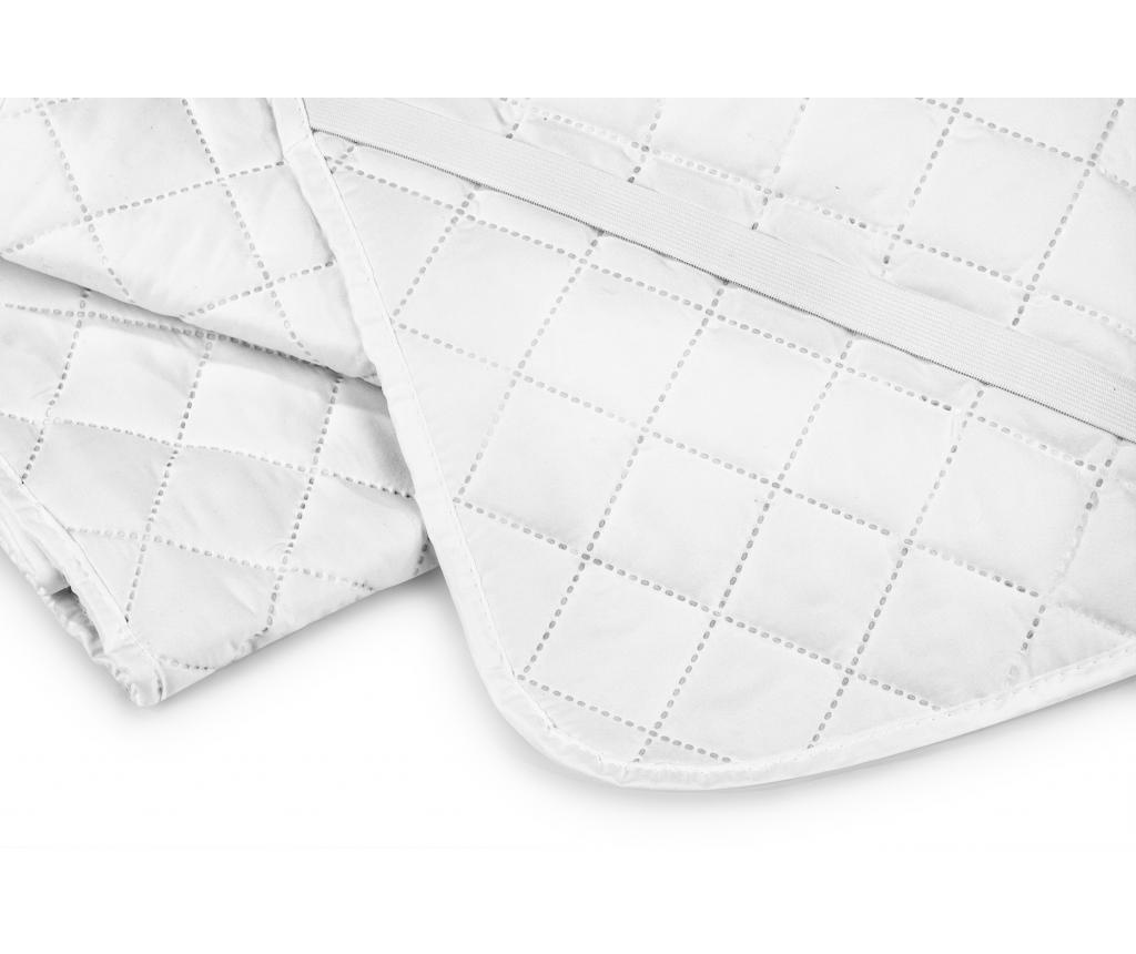 Pikowany pokrowiec na materac HypoallergenicMed 180x200 cm