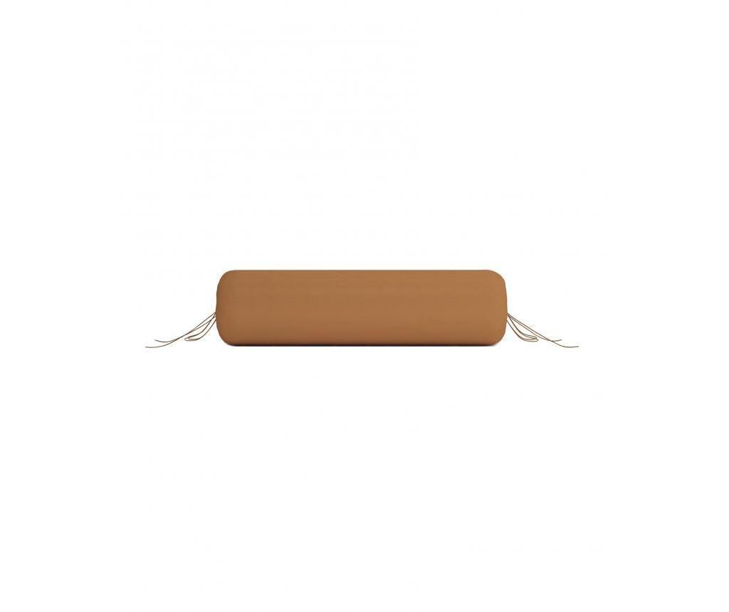 Navlaka za jastuk Bolster Terracotta 25x90 cm