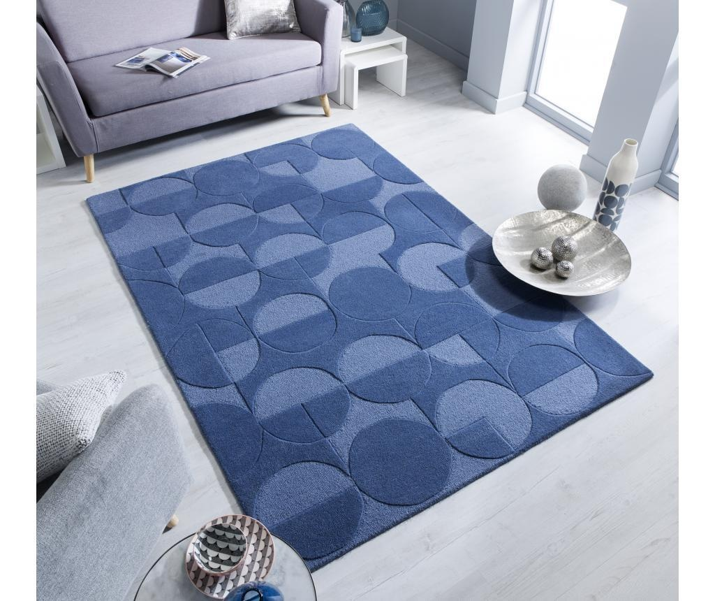 Covor Moderno Gigi Denim Blue 120x170 cm