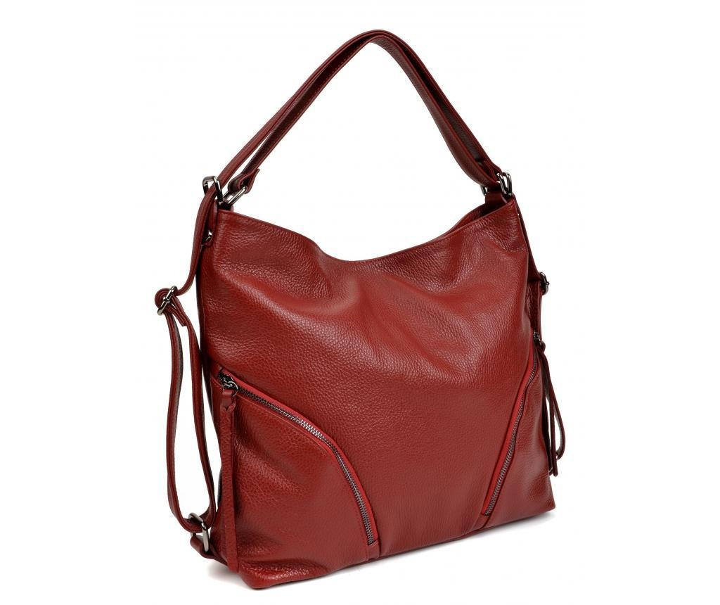 Geanta Belly Red