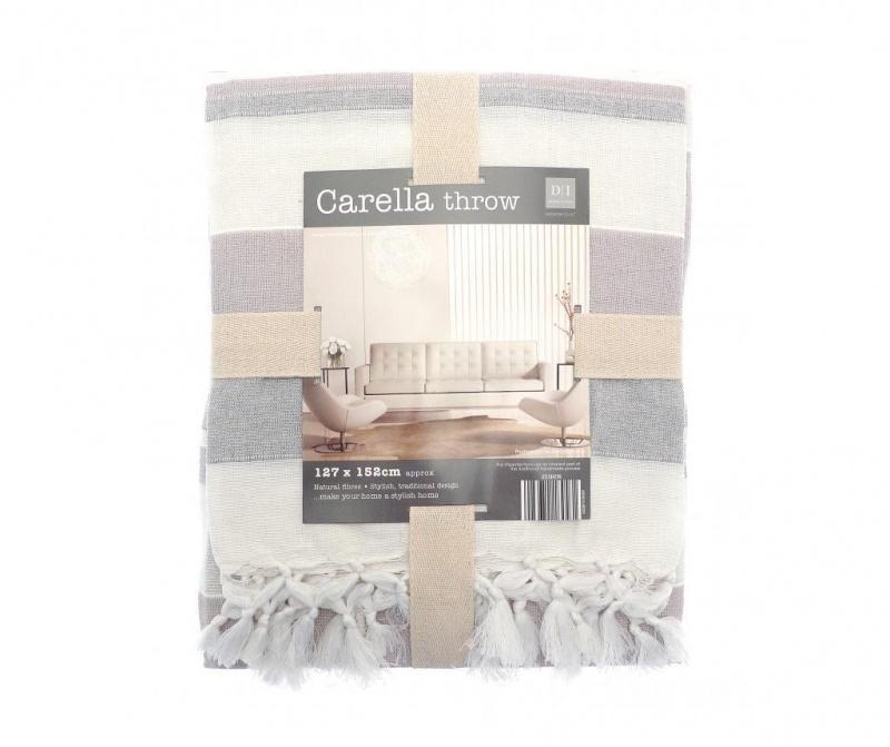 Pokrivač Carella Stripe 127x152 cm