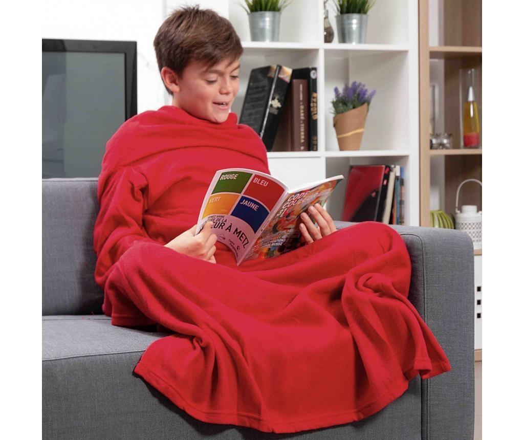 Pokrivač s rukavima