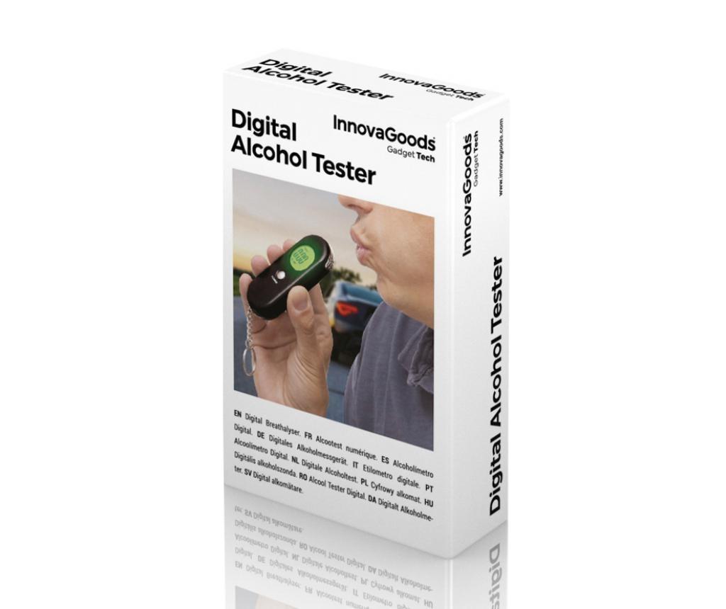Digitalni alkotester