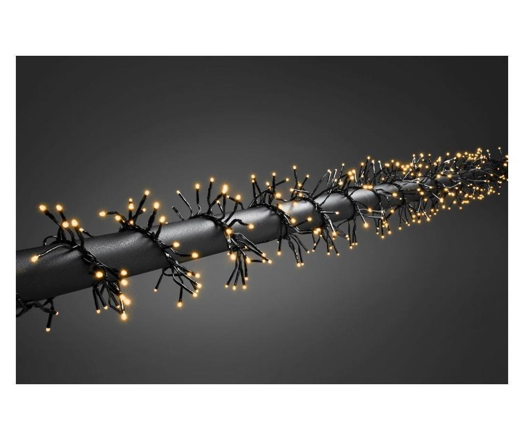 Svjetleća girlanda za vanjski prostor 620 cm