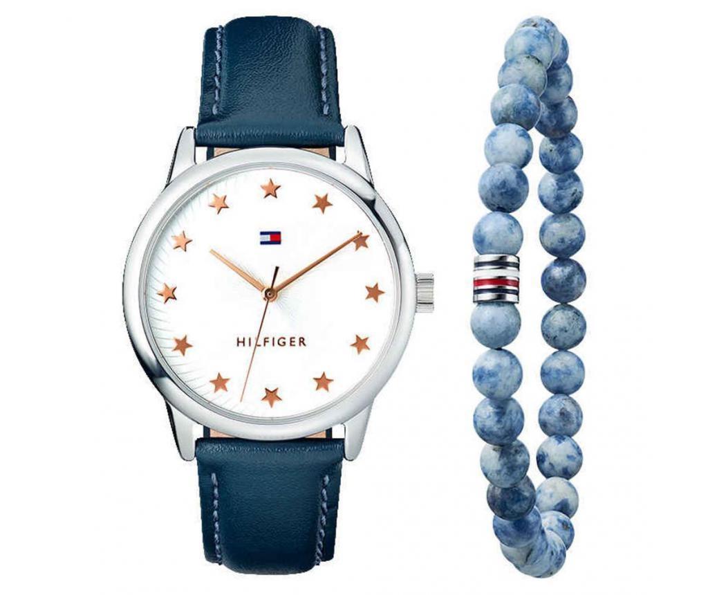 Sada hodinek a náramek Tommy Hilfiger Thess