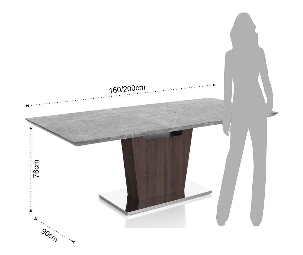 Stol na razvlačenje Blitz Cement
