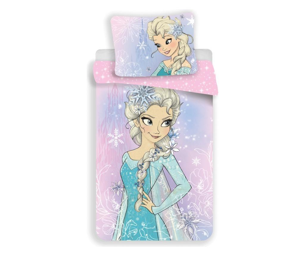 Ložní povlečení Single Ranforce Disney Princess Frozen