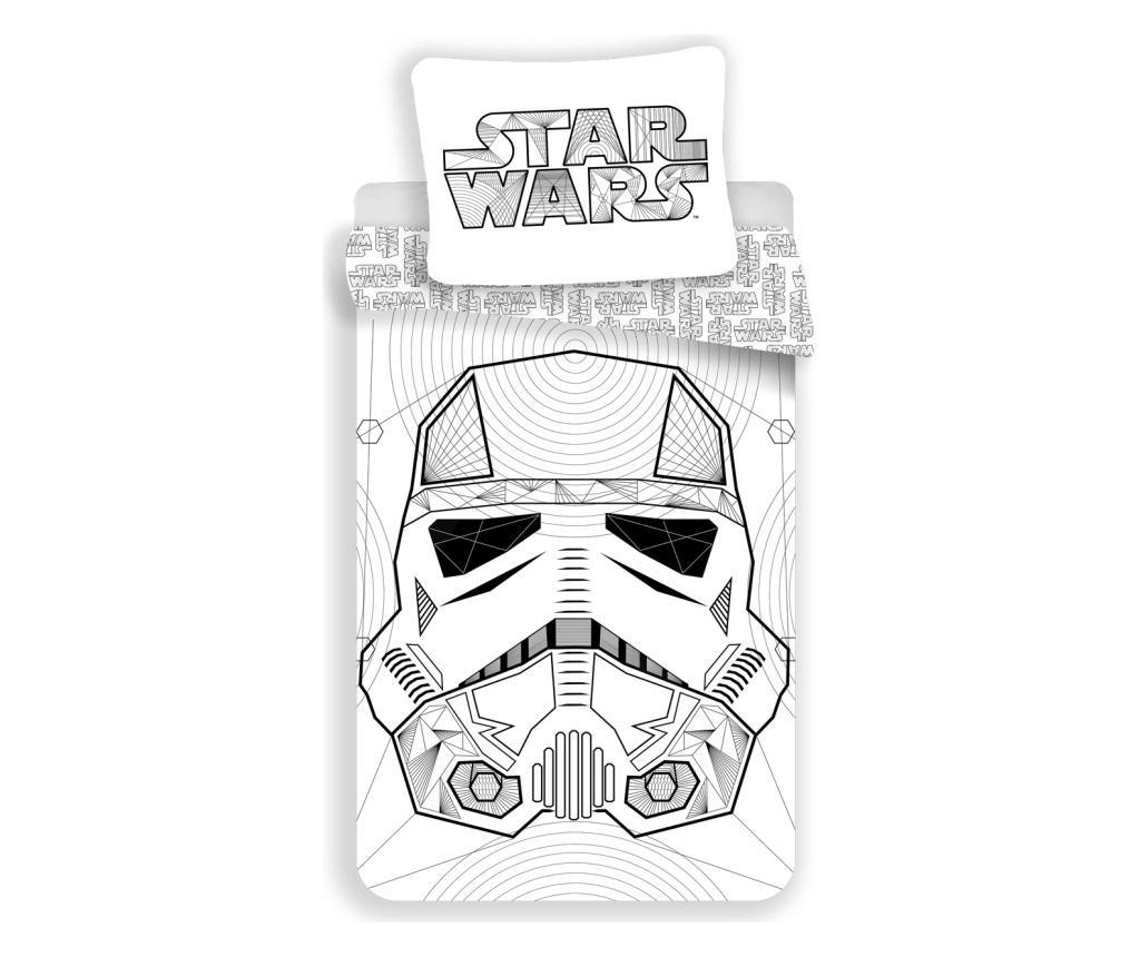 Set de pat Single Ranforce Star Wars