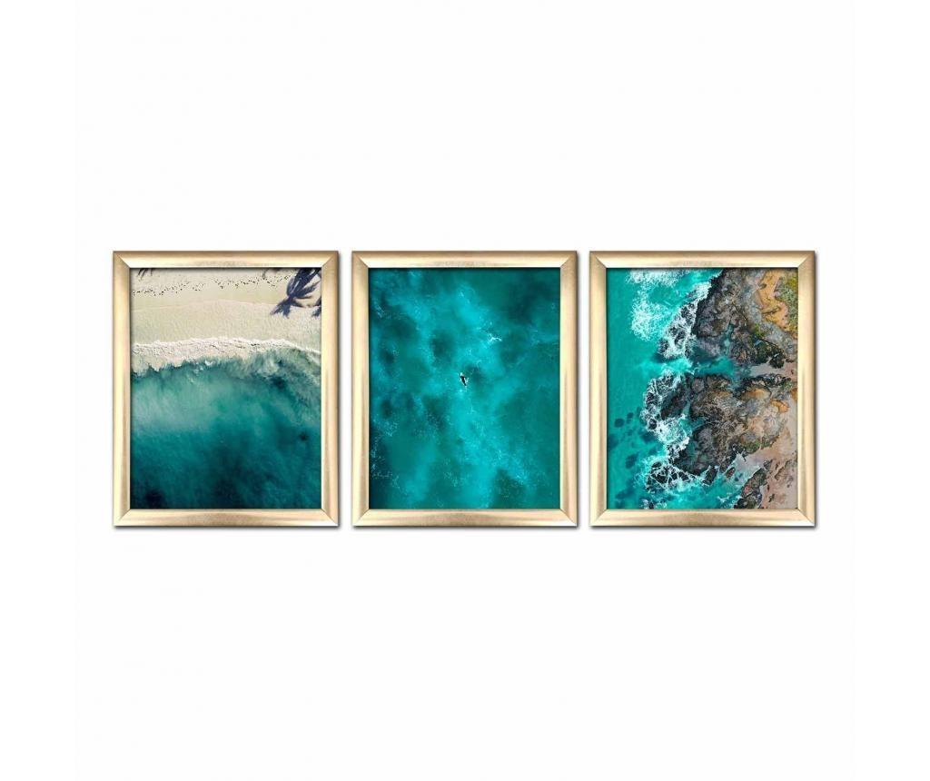 3 db Kép 23.5x28.5 cm