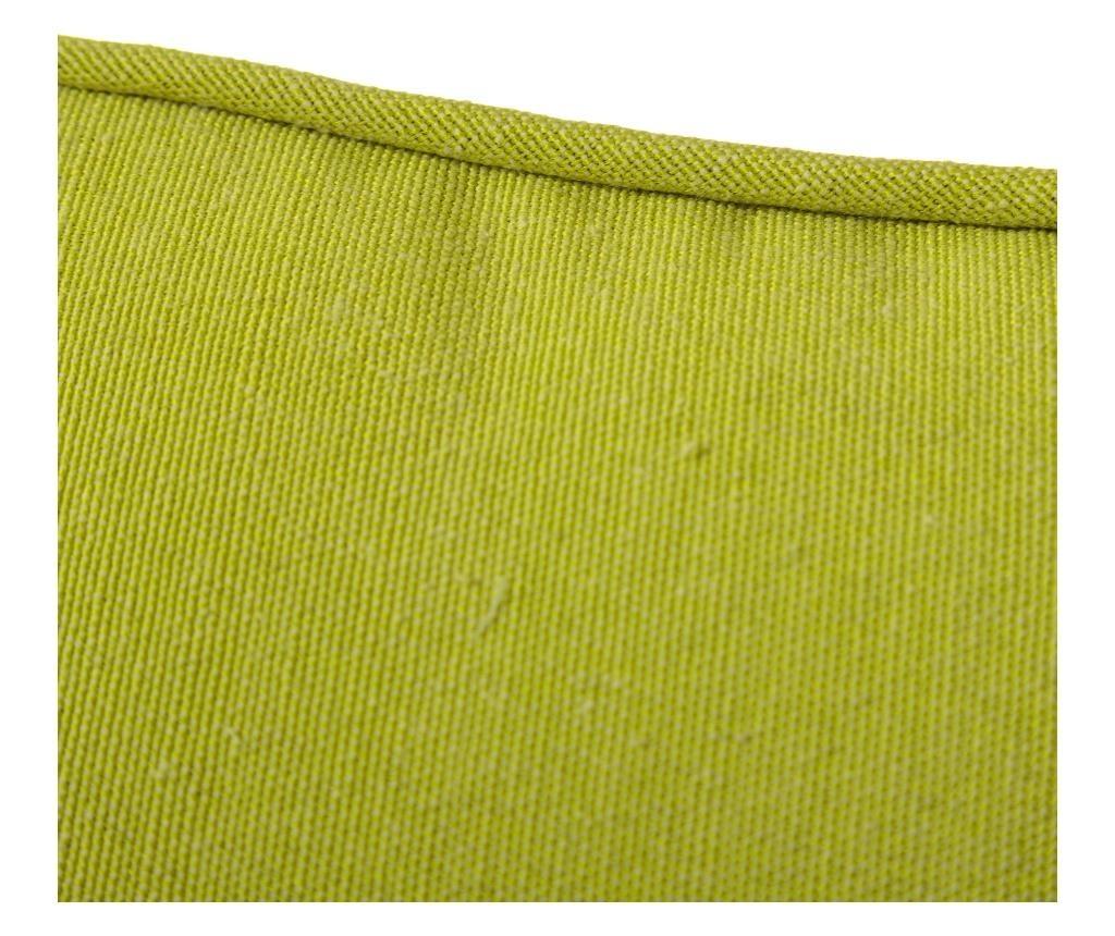 Perna decorativa Loving Colours Green 45x45 cm