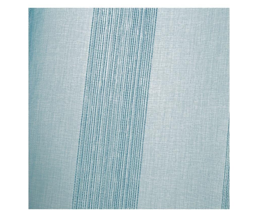 Perdea Loving Colors Stripes Blue 140x260 cm