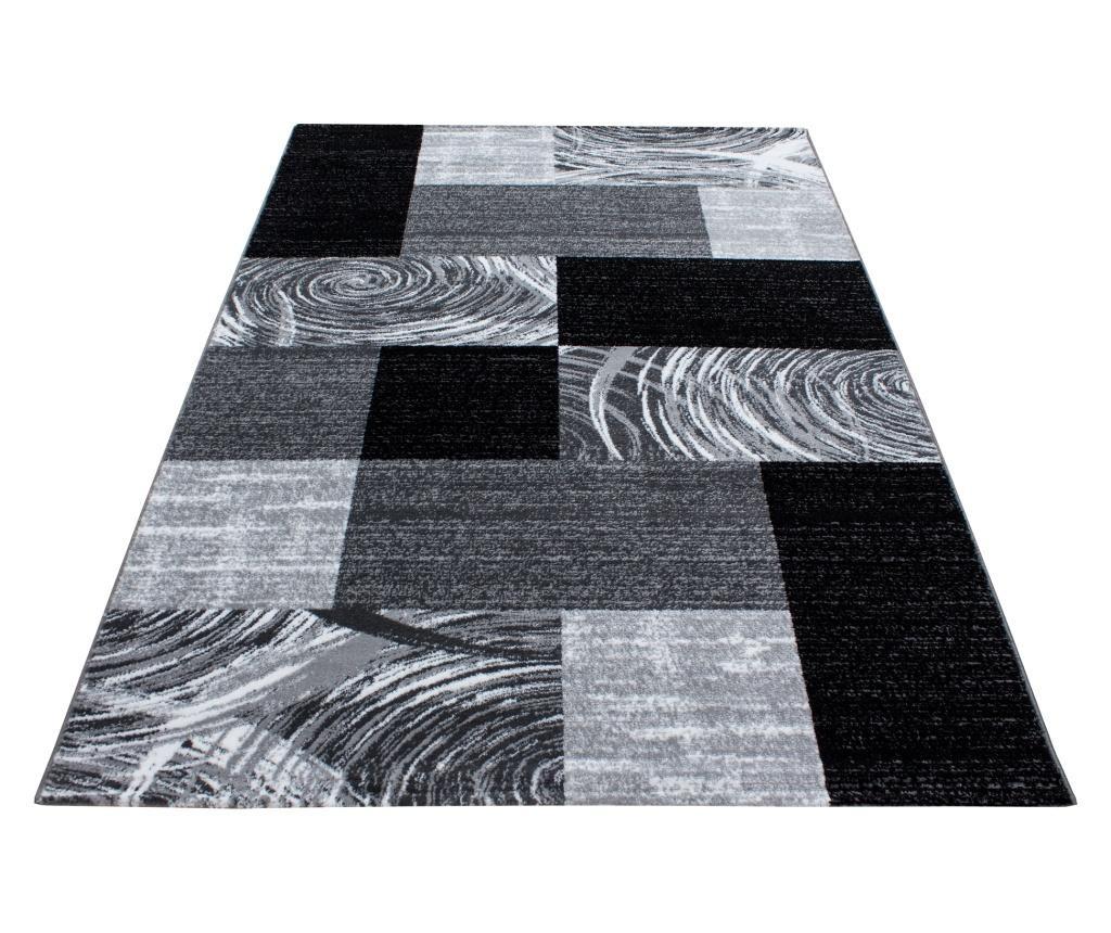 Parma Black Szőnyeg 80x150 cm