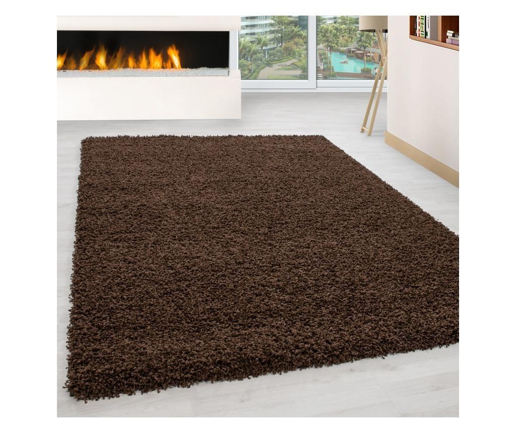 Tepih Life Brown 200x290 cm