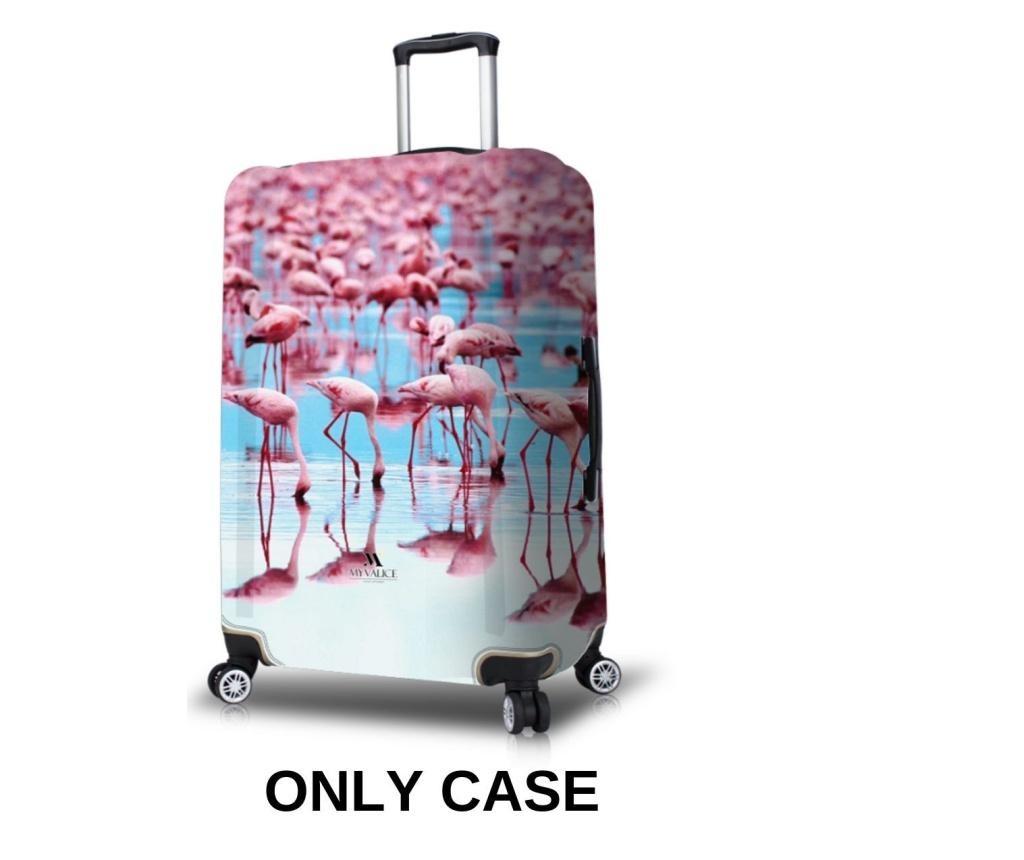Flamingo Bőrönd huzat L