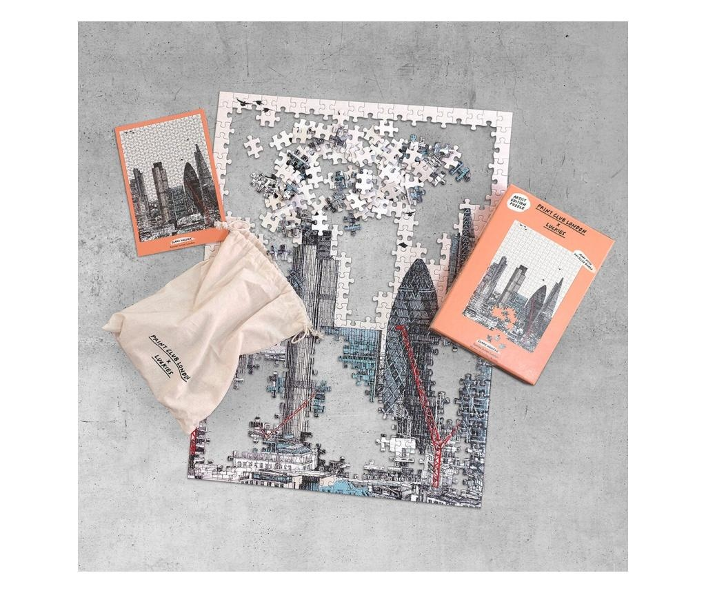 500 piese de puzzle Sunset Sunrise London