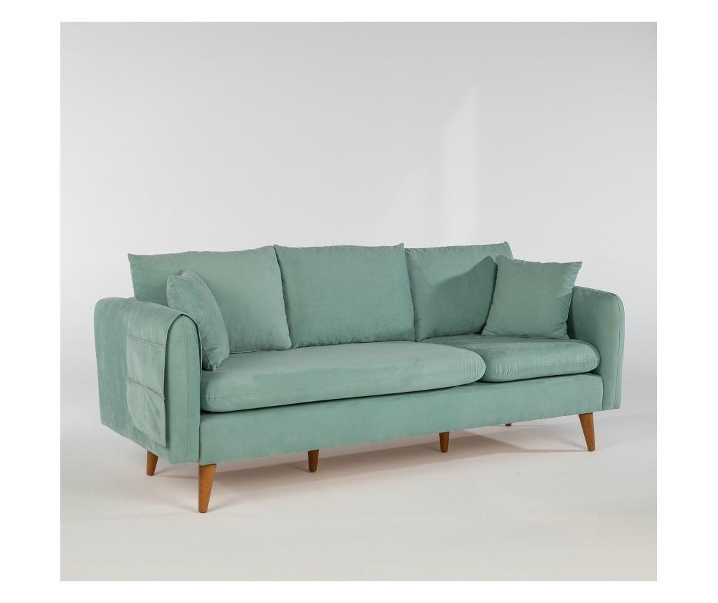 Sofa trosjed Sea Green