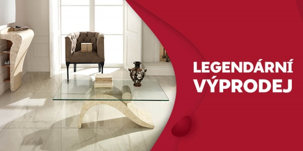 Legendární Výprodej:moderní nábytek