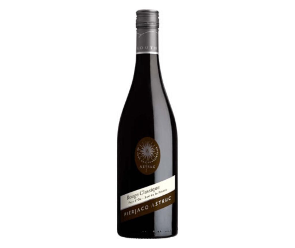 Vin rosu P.J. Astruc Rouge Classique 750 ml