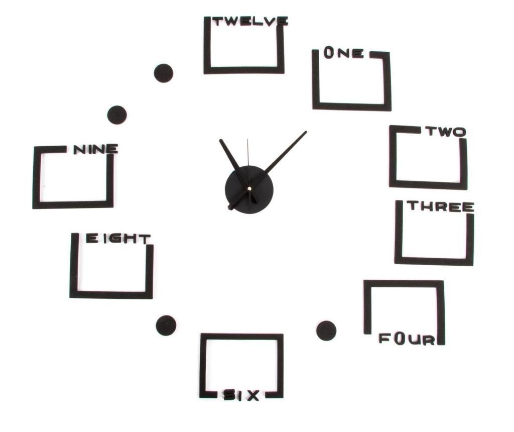 Stenska ura z 8 foto okvirji Puzzle