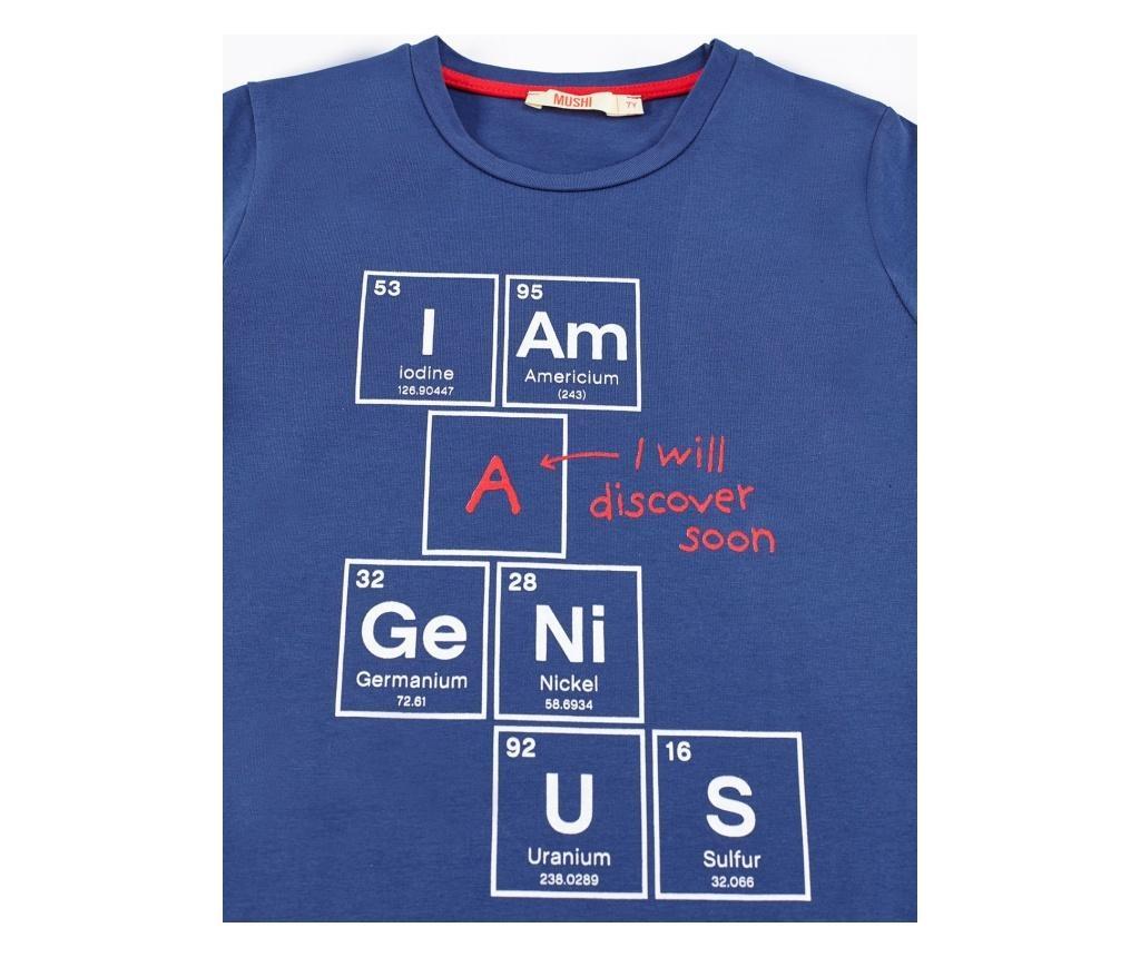Set pantaloni scurti si tricou pentru baieti Genius Boy 5 years