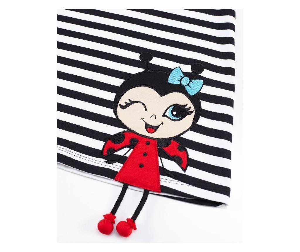 Rochie fete Ladybug 6 years