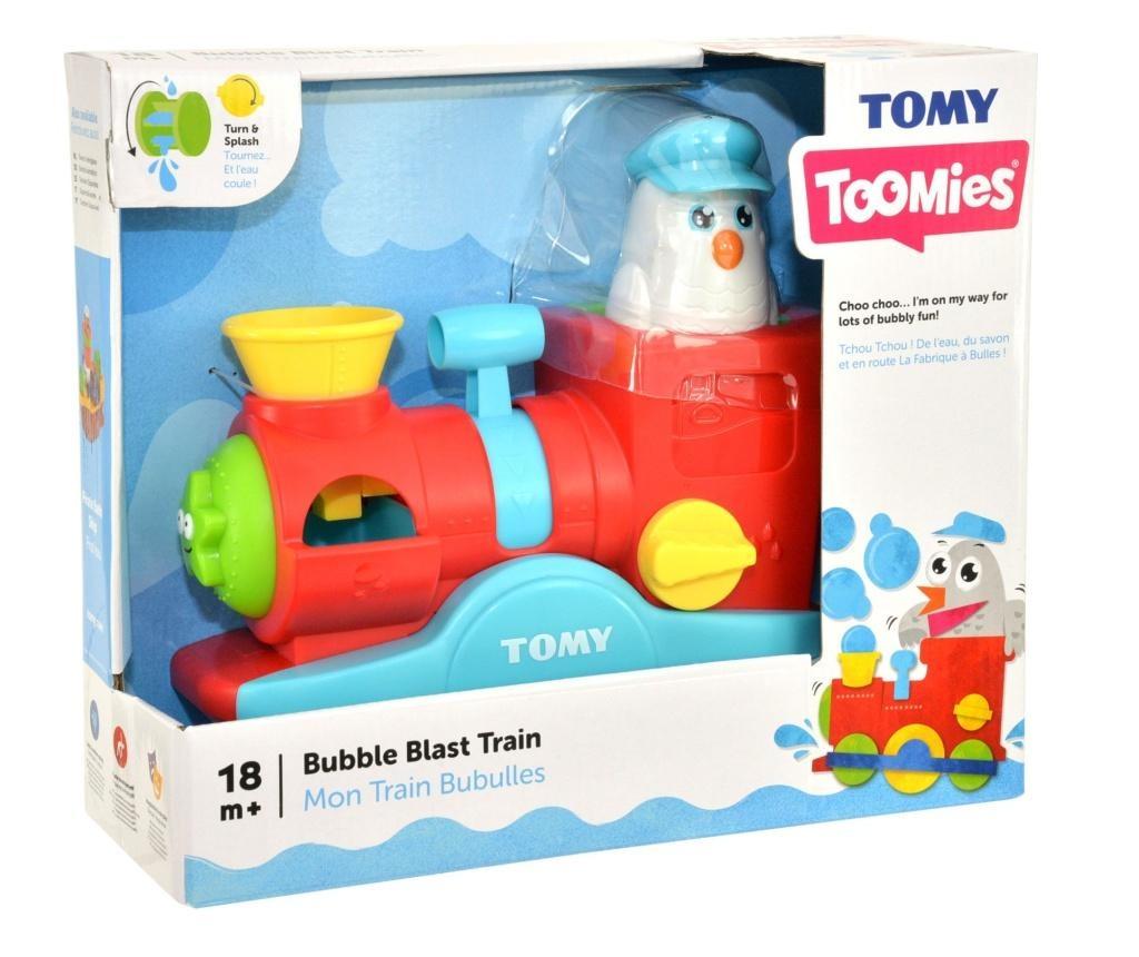 Bubble Blast Train Fürdőszobai játék