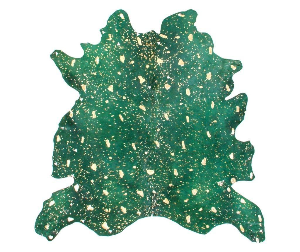 Fabienne Flaschen Green Gold Szőnyeg 90x160 cm