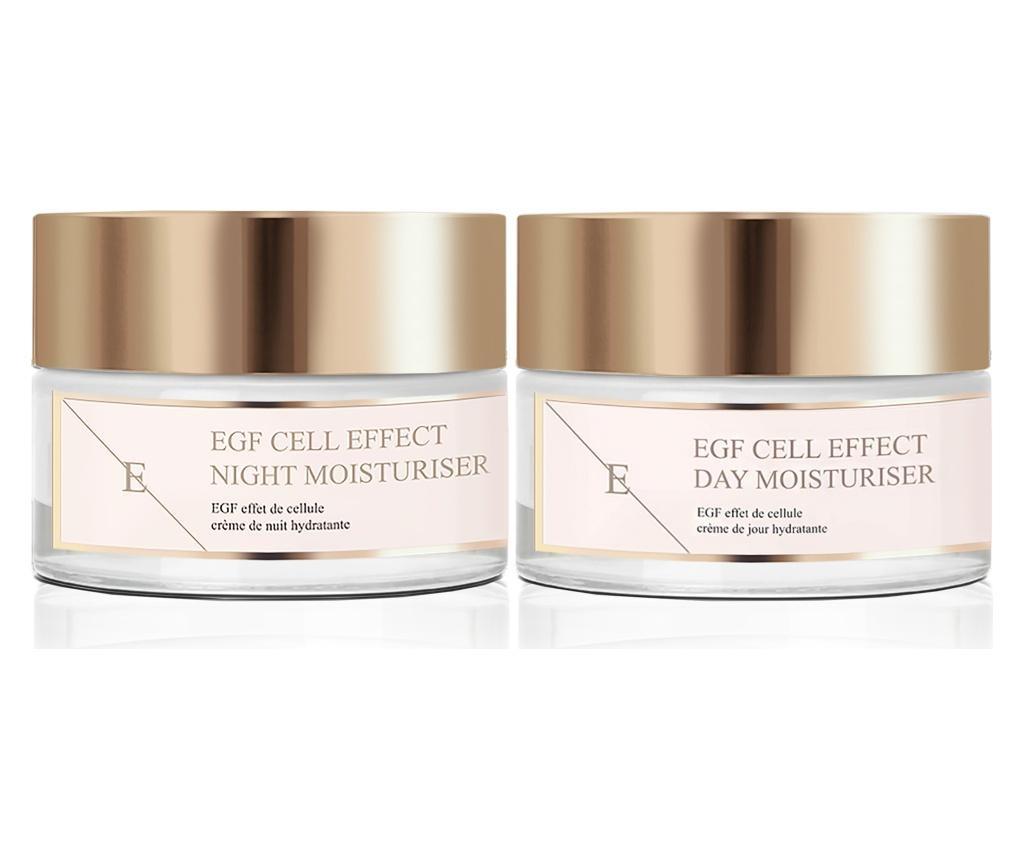 Sada 2 výrobkov na ošetrenie tváre EGF Cell Effect 50 ml