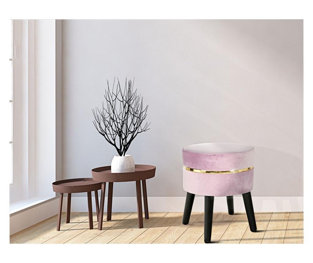 Židlička Lucia Pink